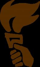 Fakkel logo groepsleiding